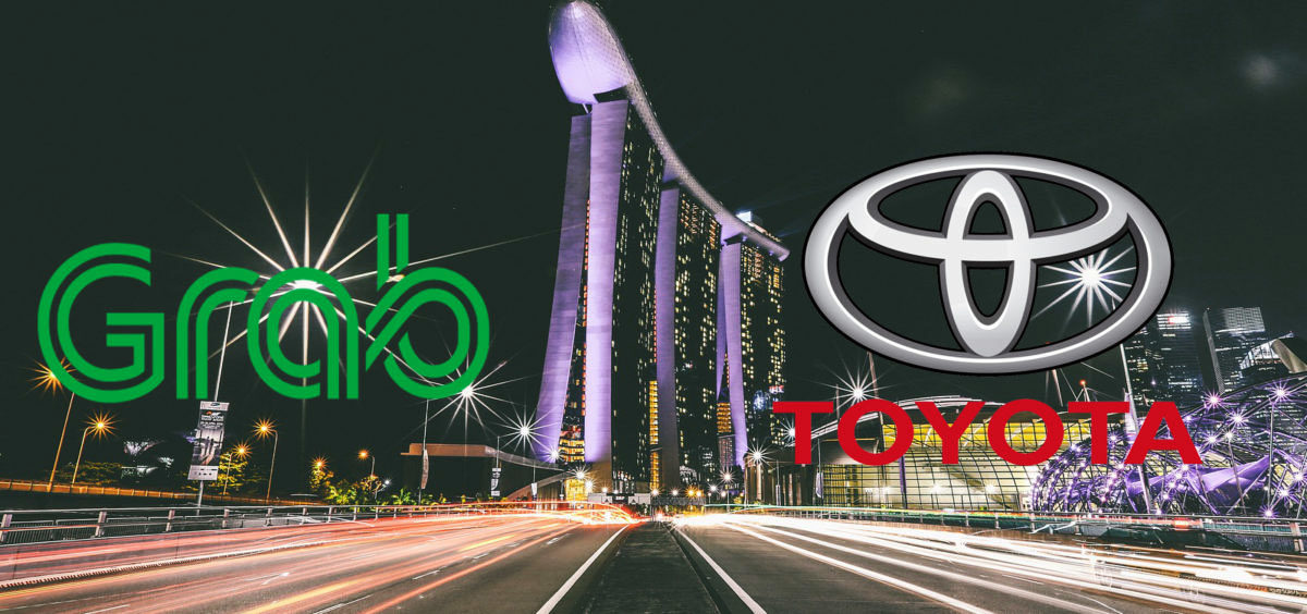 Toyota to Invest $1 Billion in Grab Ride Hailing 1