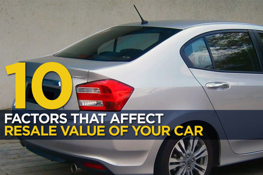 10 Factors that Affect the Resale Value of Your Car 33