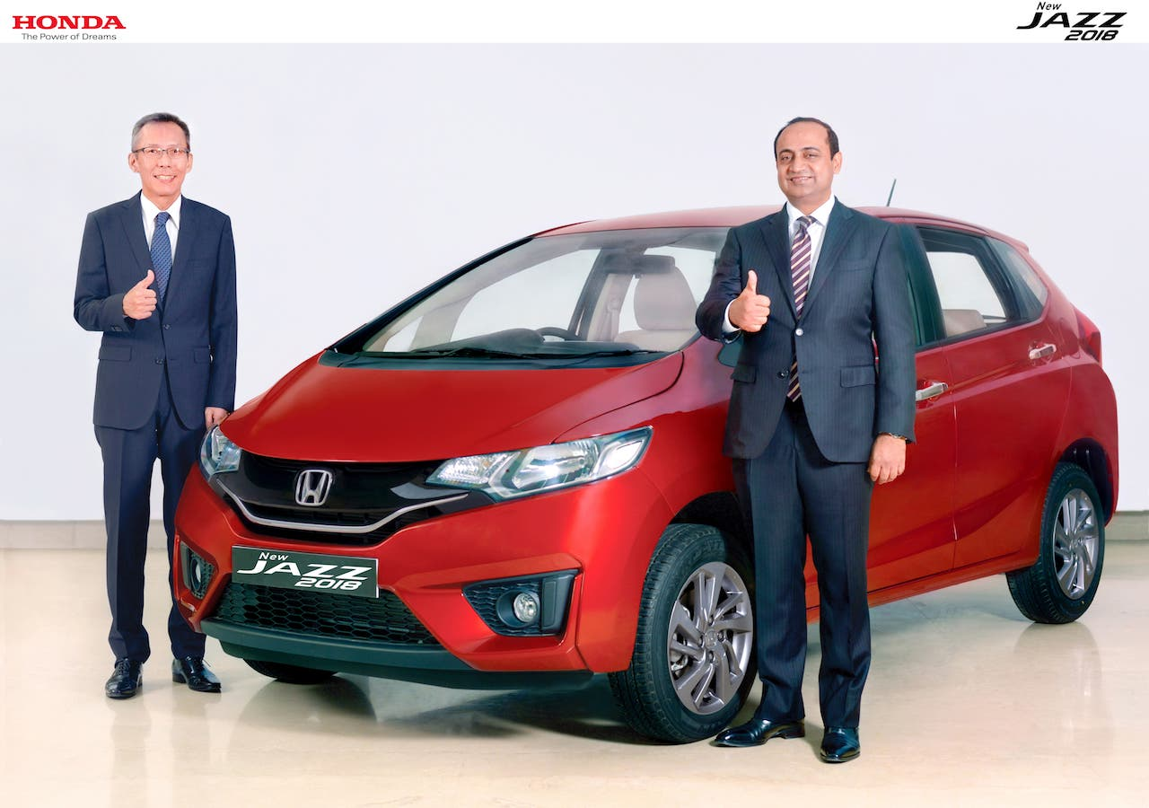 2018 Honda Jazz Facelift Launched in India 14