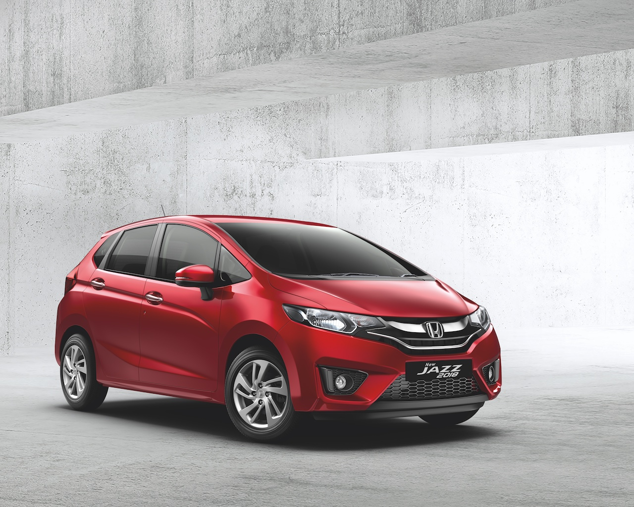 2018 Honda Jazz Facelift Launched in India 2