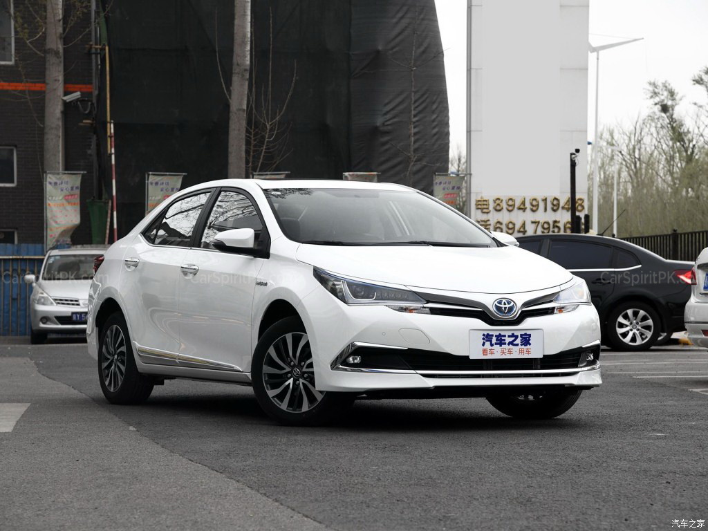 Toyota to Introduce Corolla plug-in Hybrid and 10 new EVs in China by 2020 5