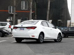 Toyota to Introduce Corolla plug-in Hybrid and 10 new EVs in China by 2020 7