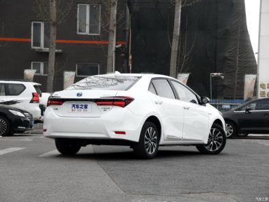 Toyota to Introduce Corolla plug-in Hybrid and 10 new EVs in China by 2020 6