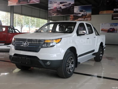 2018 FAW Blue Ship T340 Pickup Launched in China 57