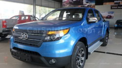 2018 FAW Blue Ship T340 Pickup Launched in China 14