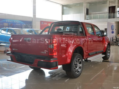 2018 FAW Blue Ship T340 Pickup Launched in China 27