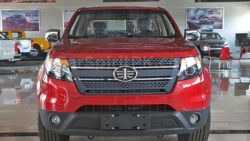 2018 FAW Blue Ship T340 Pickup Launched in China 58