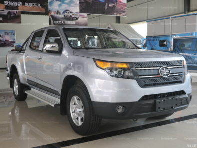 2018 FAW Blue Ship T340 Pickup Launched in China 45