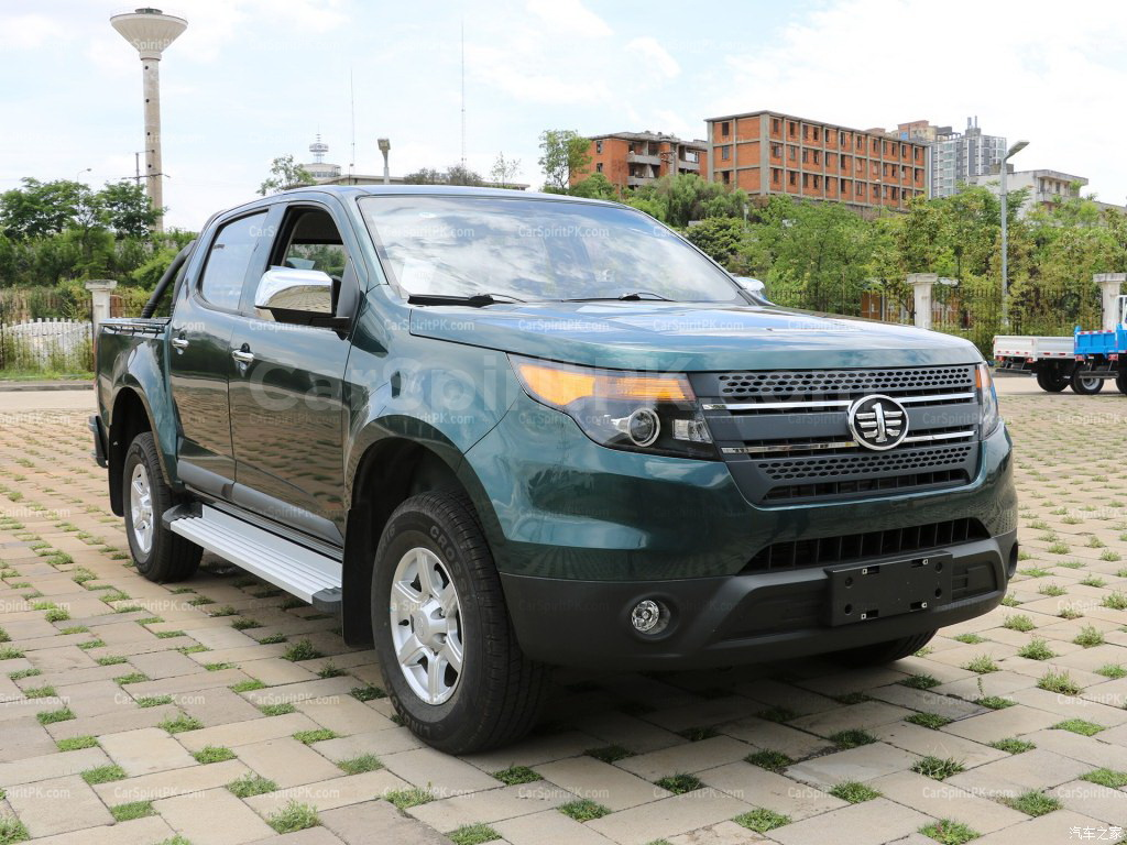 2018 FAW Blue Ship T340 Pickup Launched in China 1