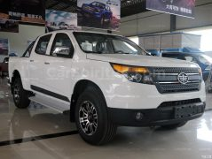2018 FAW Blue Ship T340 Pickup Launched in China 65