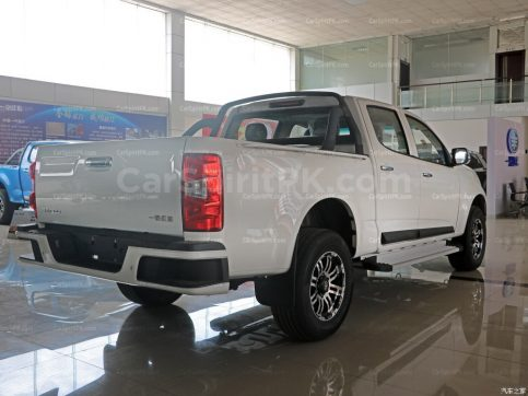 2018 FAW Blue Ship T340 Pickup Launched in China 50