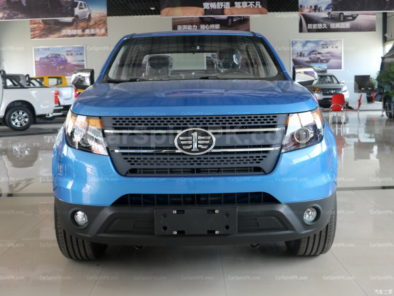 2018 FAW Blue Ship T340 Pickup Launched in China 15