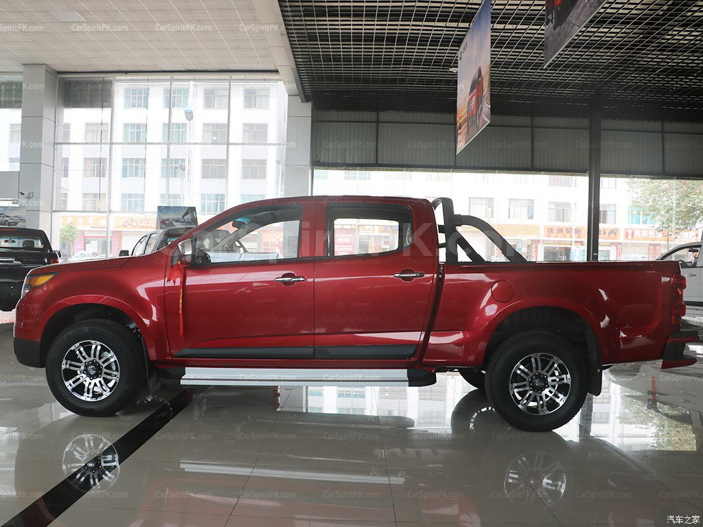 2018 FAW Blue Ship T340 Pickup Launched in China 3