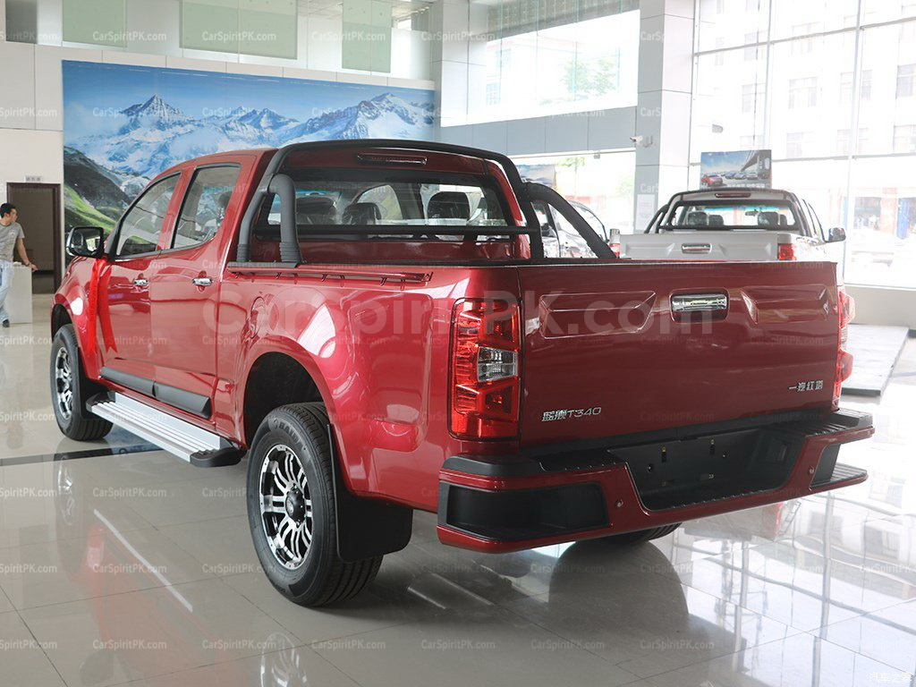 2018 FAW Blue Ship T340 Pickup Launched in China 4