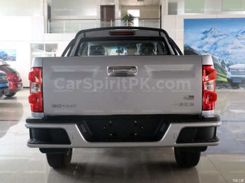 2018 FAW Blue Ship T340 Pickup Launched in China 6