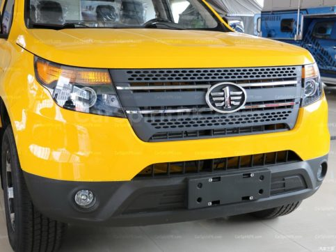 2018 FAW Blue Ship T340 Pickup Launched in China 74