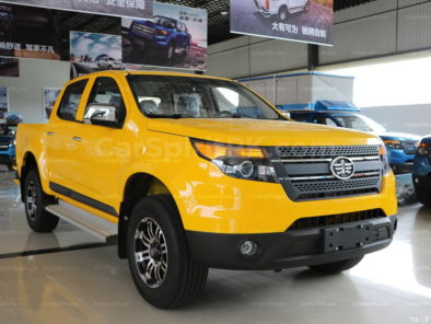 2018 FAW Blue Ship T340 Pickup Launched in China 47