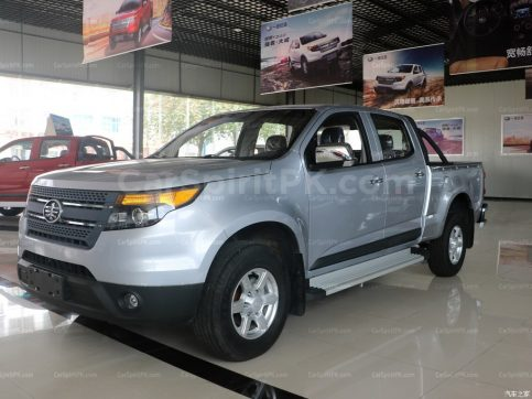 2018 FAW Blue Ship T340 Pickup Launched in China 42