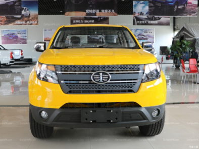 2018 FAW Blue Ship T340 Pickup Launched in China 23