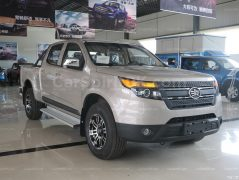 2018 FAW Blue Ship T340 Pickup Launched in China 76