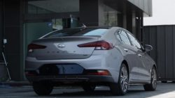 2019 Hyundai Elantra Facelift Spotted Undisguised 14