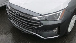 2019 Hyundai Elantra Facelift Spotted Undisguised 9
