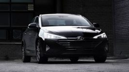 2019 Hyundai Elantra Facelift Spotted Undisguised 9