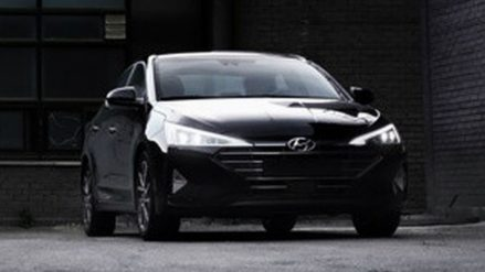 2019 Hyundai Elantra Facelift Spotted Undisguised 8