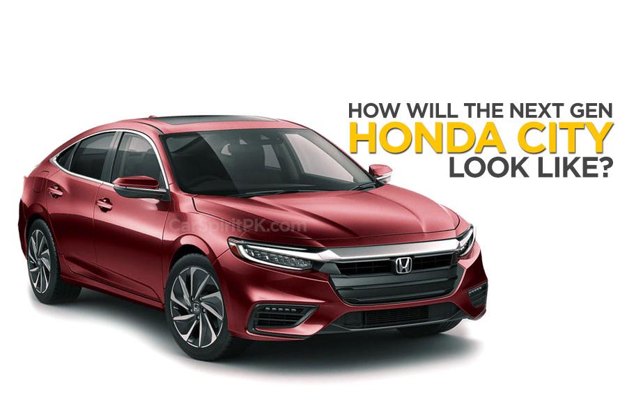 How will the Next Gen Honda City Look Like? 1