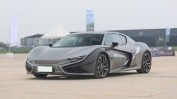 Qiantu K50 Electric Supercar from China to Launch in August 26