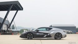 Qiantu K50 Electric Supercar from China to Launch in August 19