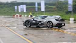 Qiantu K50 Electric Supercar from China to Launch in August 12