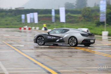 Qiantu K50 Electric Supercar from China to Launch in August 7