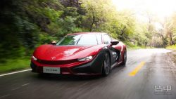 Qiantu K50 Electric Supercar from China to Launch in August 31