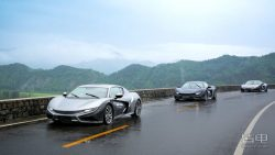 Qiantu K50 Electric Supercar from China to Launch in August 21