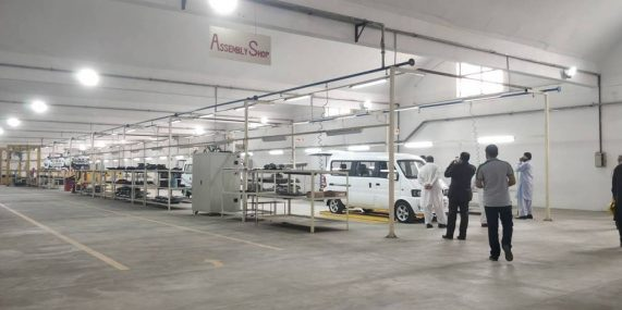 Regal Automobile Plant with an Investment of PKR 10 Billion Starts Production 15