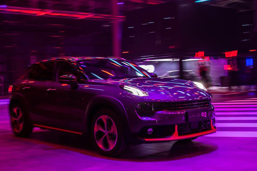 Geely's Lynk & Co 02 Launched 8