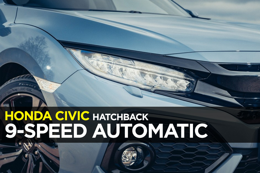 Honda Civic i-DTEC Now With 9-Speed Automatic Transmission 1