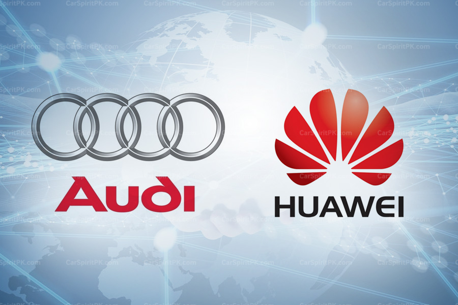 Audi and Huawei Team Up on Connected Vehicle Technology 1