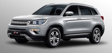 The Changan CS85 Coupe SUV 8
