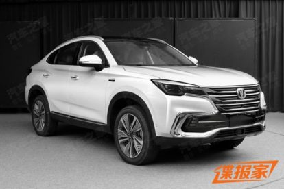 The Changan CS85 Coupe SUV 2
