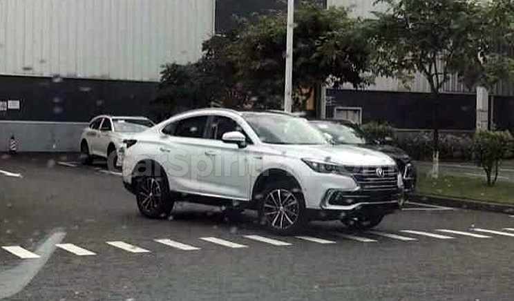 The Changan CS85 Coupe SUV 7