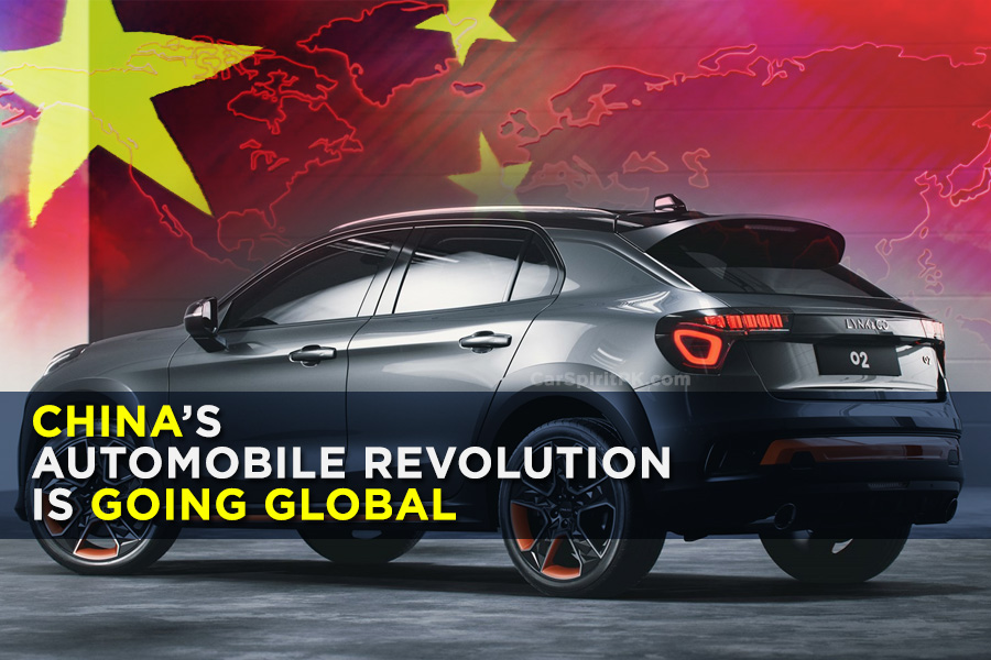 China's Automobile Revolution is Going Global 10