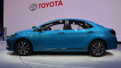 Toyota to Introduce Corolla plug-in Hybrid and 10 new EVs in China by 2020 19