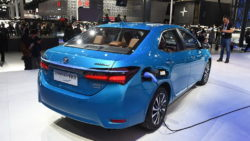 Toyota to Introduce Corolla plug-in Hybrid and 10 new EVs in China by 2020 20