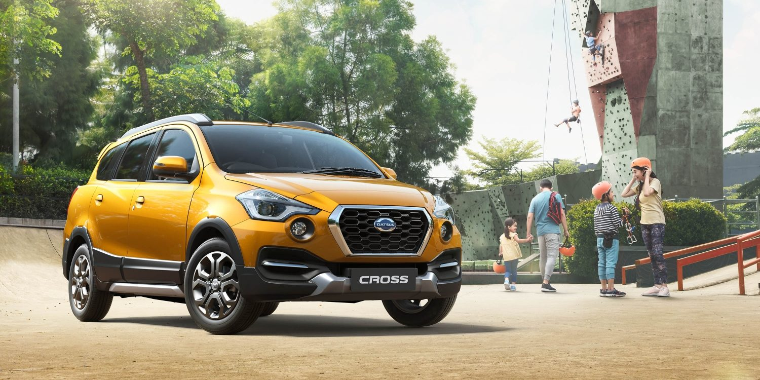 Datsun to Launch an SUV for Emerging Markets 3