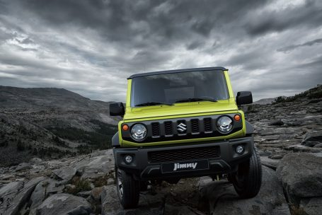 Suzuki Jimny Wins 2018 Good Design Gold Award in Japan 5