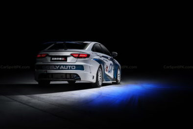 Geely Shows the Emgrand GL Race Car for the Super Cup 7