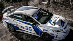 Geely Shows the Emgrand GL Race Car for the Super Cup 21