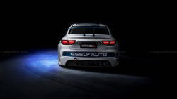 Geely Shows the Emgrand GL Race Car for the Super Cup 14